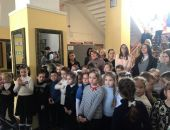 В феодосийской  школе №1 отметили юбилей поэта и певца Владимира Высоцкого