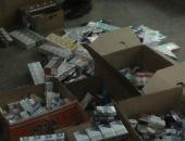 В Крыму правоохранители «накрыли» склад с контрафактными сигаретами и алкоголем (фото)