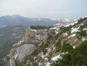 В Крыму на Демерджи заблудились и всю ночь провели в горах туристы с малолетними детьми