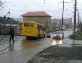 Власти столицы Крыма сообщили, когда когда подрядчик восстановит асфальт на ул.Ракетная