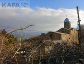 Прогулка по Феодосии: Чумка в первые дни февраля