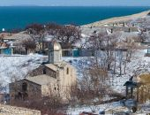 В январе Крым посетили более 122 тыс. туристов – на 20% больше, чем годом ранее