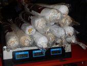 В Ялте изъяли и сожгли 67 кг «санкционных» сыров и колбас (фото)