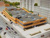 В Крыму на крыше ялтинского рынка появится автомобильная парковка
