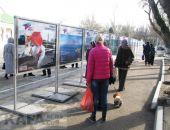 В Феодосии открылась выставка про строительство Крымского моста