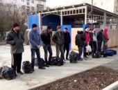 На крымском курорте 23 украинца-нелегала ремонтировали детсад