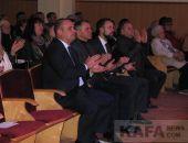 Феодосию посетил Председатель Госсовета Крыма Владимир Константинов