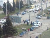 Сегодня утром в Севасополе под колёсами авто погиб молодой человек (фото)