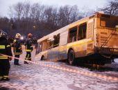 Автобусы в России стали самым рискованным видом транспорта