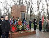 В Феодосии отметили годовщину вывода войск из Афганистана
