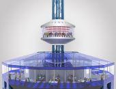 На набережной Феодосии хотят установить башню кругового обзора