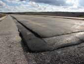Строительство объездной Симферополя выполнено на 40% (фото):фоторепортаж