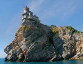 Реконструкция главного символа Крыма – дворца «Ласточкино гнездо» – затягивается