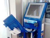 Крымчанин взломал платежный терминал на автобусной остановке