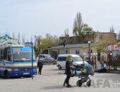 На феодосийской автостанции введут пропускной режим