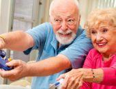 Видеоигры полезны для работы мозга пожилых людей