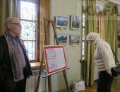 Выставка современных феодосийских художников открылась в галерее (видео):фоторепортаж