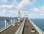 Путин анонсировал открытие движения по мосту через Керченский пролив