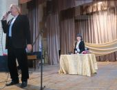 В Феодосии прошел концерт Клинушкиной и Плаксина (видео)