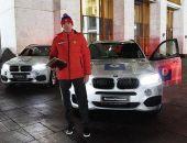 На церемонии вручения подарков российским олимпийцам в Кремле перепутали награды