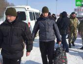 Россия и Украина обменялись задержанными пограничниками