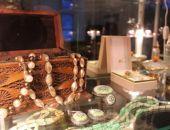 В столице Крыма открылась выставка, посвященная женским украшениям прошлого века