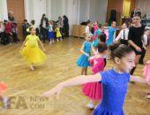 В Феодосии прошли соревнования по танцевальному спорту (видео)