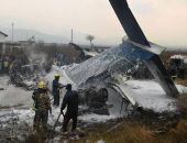 Около 40 человек погибли в результате крушения самолета в Непале