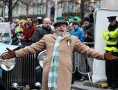 В Великобритании и США прошли парады в честь Дня святого Патрика