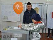 Больше 92% феодосийцев проголосовали за Владимира Путина