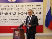 Избирком Крыма утвердил окончательные итоги выборов президента РФ