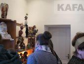 В Феодосии открылся «Кукольный дворик» :фоторепортаж