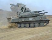 Морпехи ЧФ на полигонах в Крыму учились уничтожать десант противника из САУ «Нона»