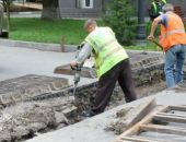 В апреле в Феодосии начнется капитальный ремонт ливневок