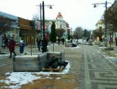 Власти Симферополя анонсировали начало второго этапа реконструкции центра города