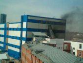 Новый пожар в торговом центре, теперь в Москве, погиб один человек