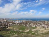 Феодосия, ранний апрель