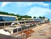 Как будет выглядеть самый дорогой пляж Крыма (фото):фоторепортаж