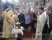 Православные Феодосии встретили Светлое Христово Воскресение