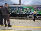 Транспортная прокуратура Крыма нашла Вконтакте группу, призывающую наносить граффити на вагоны
