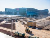 Через пять дней к новому терминалу аэропорта Симферополя будут курсировать автобусы и троллейбусы