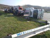 Под Севастополем столкнулись легковой автомобиль и фургон, погибла пассажирка