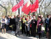 Феодосия отпраздновала годовщину освобождения (видео)