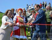 На Митридате открыли миндальную Аллею «Мир и Согласие» (видео):фоторепортаж