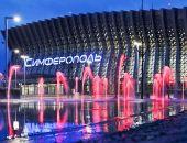 Новый терминал аэропорта Симферополь принял первый рейс