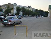 В районе Привокзальной площади установят шлагбаум