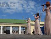 В Феодосии прошел благотворительный концерт (видео):фоторепортаж