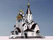 В Керчи на холме у Крымского моста построят храм высотой почти 100 метров