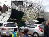 В Москве и Подмосковье из-за урагана пострадали 20 человек, одна девочка умерла