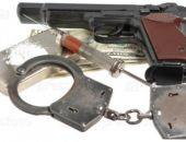 В Крыму у гражданина Украины пограничники нашли пистолет и наркотики